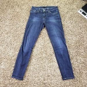 Joe's Jeans Women's 25 Any Ankle Dark Wash Stretch